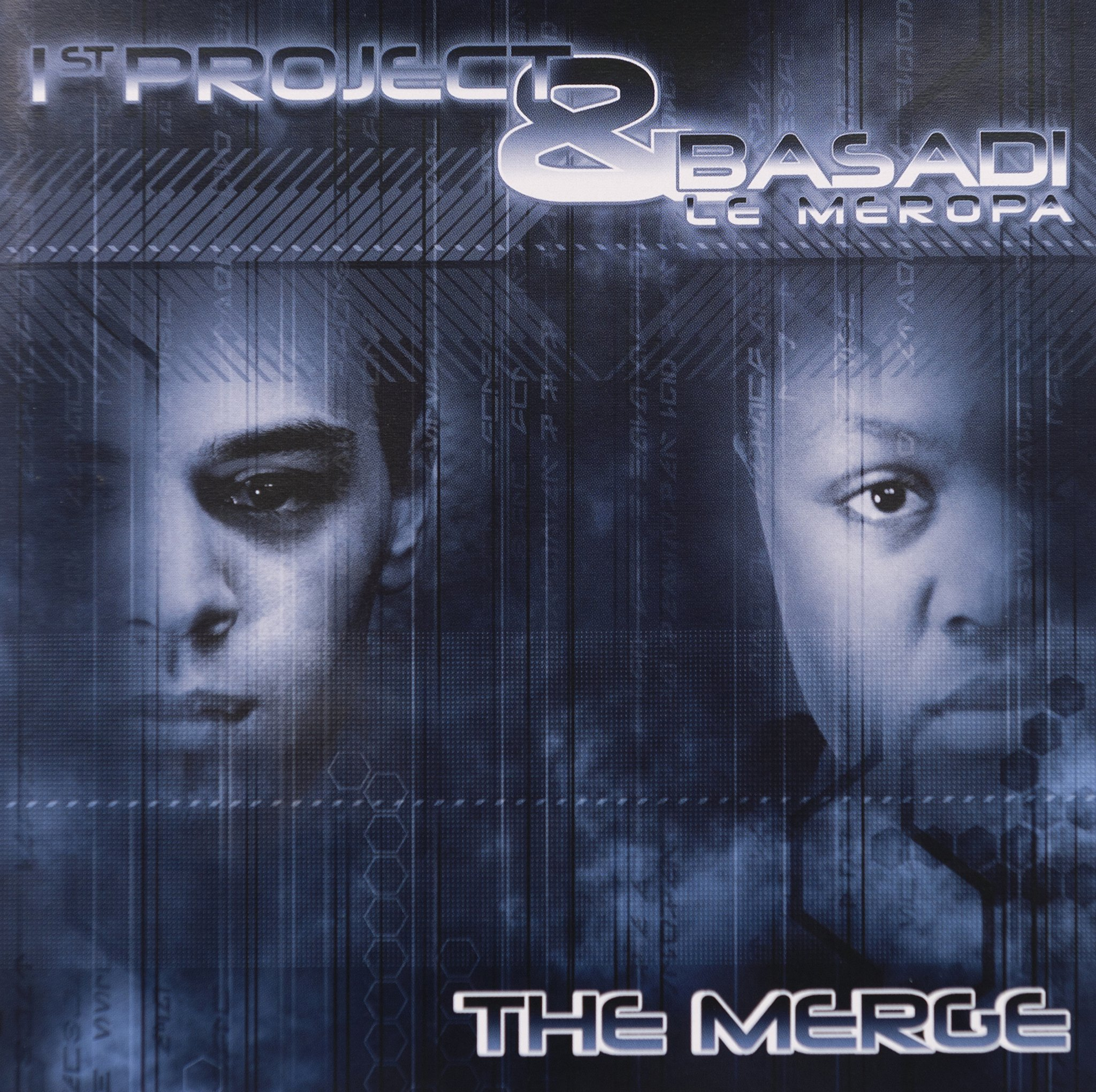 The Merge - 1st Project & Basadi Le Meropa - CD