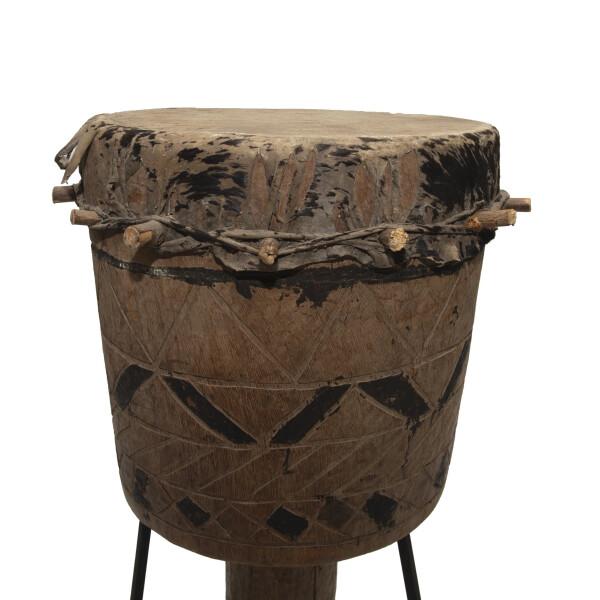 Batonga Budima Drum Black/Brown 1
