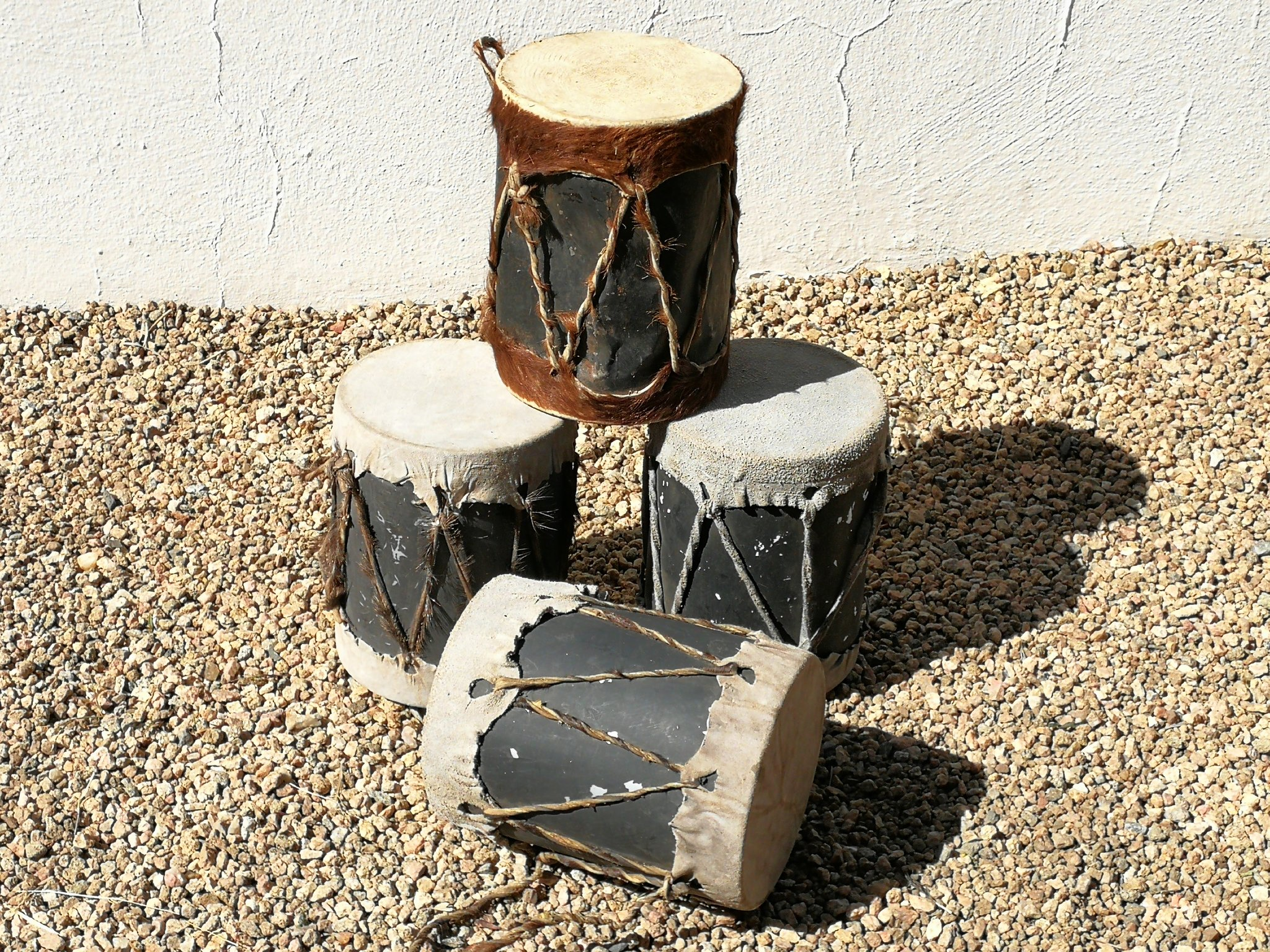 Zulu Drum Small