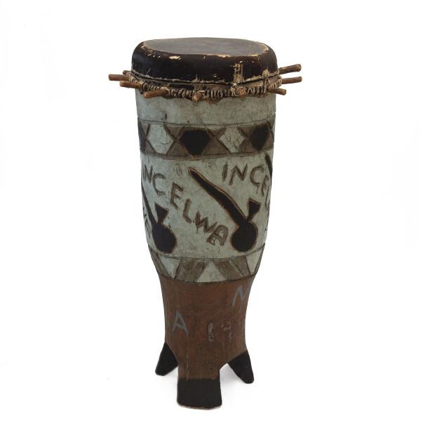 Tonga Drum - Beautiful Artwork - Incredible piece
