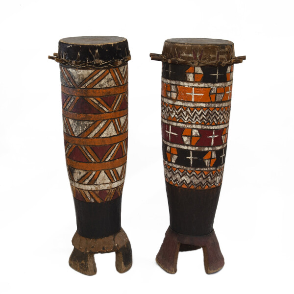 Tonga Drums - featured in Umoja