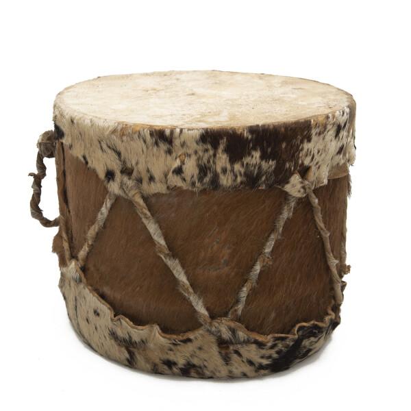 Zulu Drum 29cm Head 21cm Height