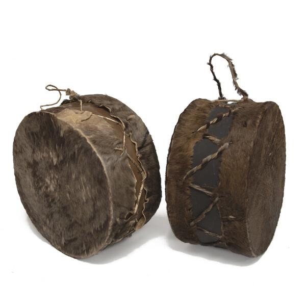 Zulu Drum - Full Size - Isigubhu